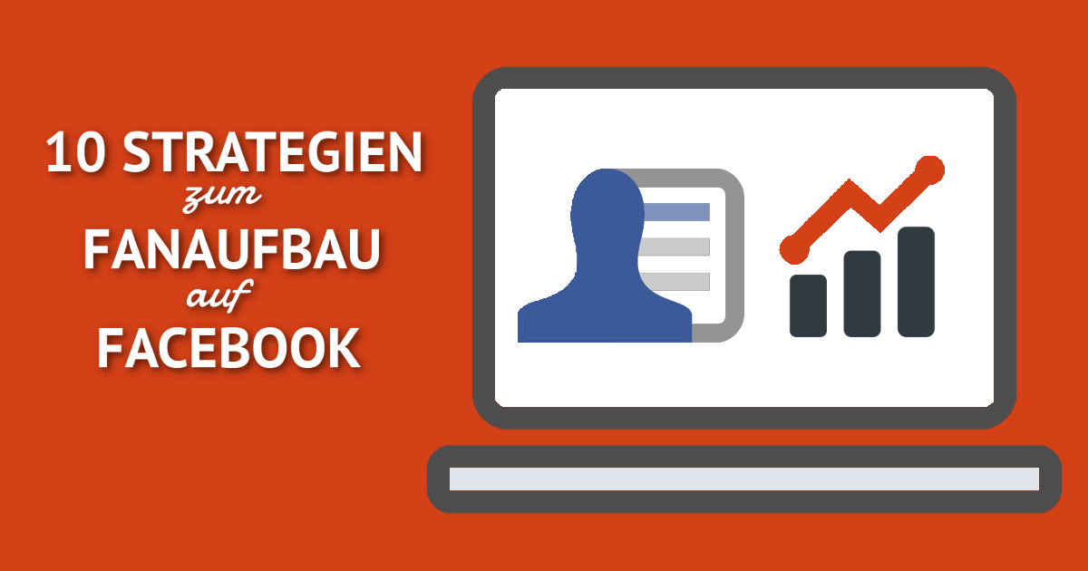 facebook fan aufbau gewinnen