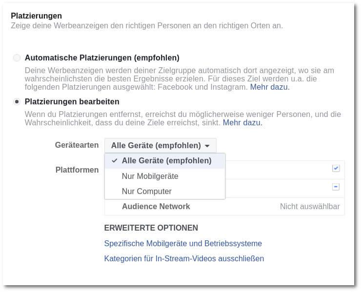 platzierungen-facebook anzeige