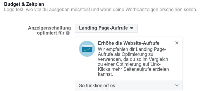 facebook optimierung fb-reichweite
