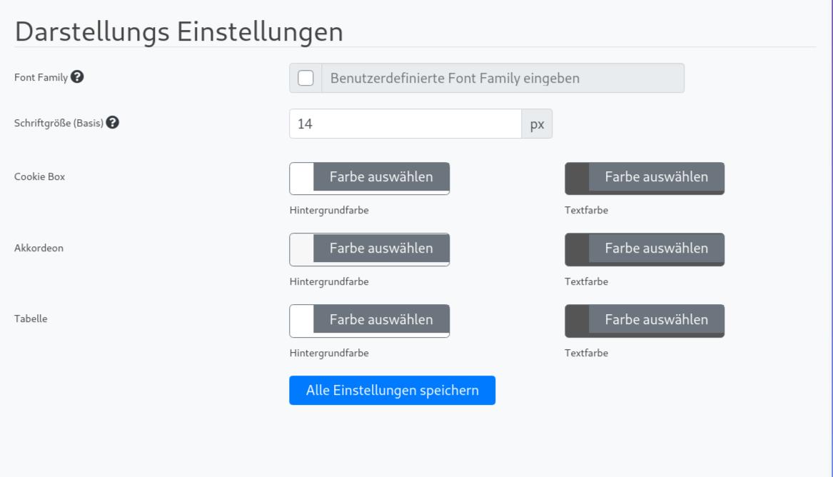 design-anpassen