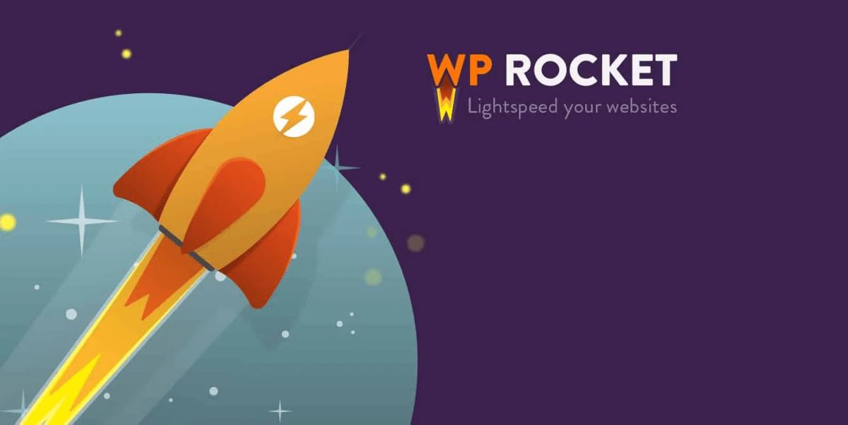 geschwindigkeit optimieren mit wp rocket